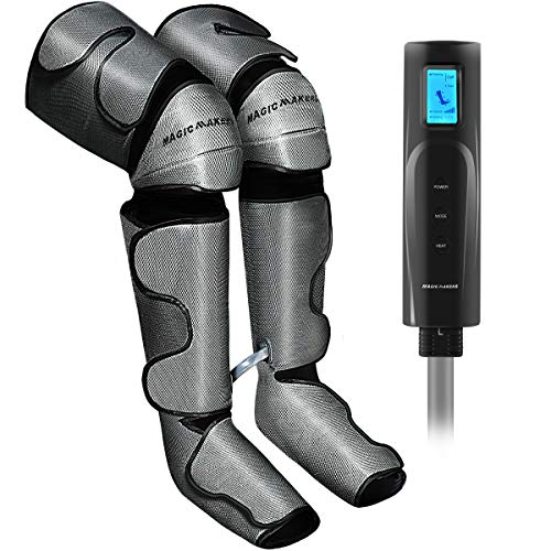 Portable Foot and Leg Massager for Circulation Electric Calf Compression Sleeve - Morealis