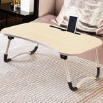 Premium Laptop Stand Portable Adjustable Laptop Desk Tray Stand for Bed - Morealis
