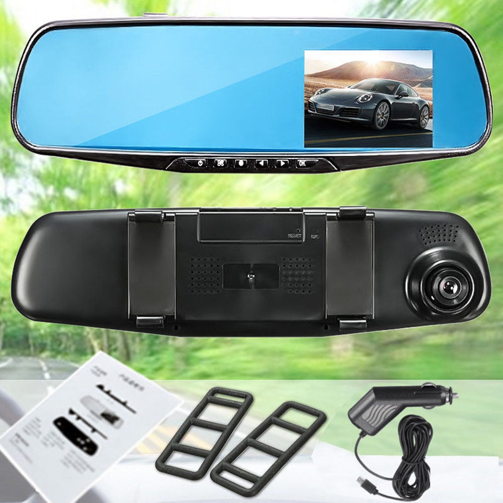 Premium Car Security Camera Video Recorder Surveillance System - Morealis
