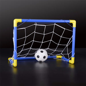 Portable Soccer Goal Net Pop Up Backyard Mini Goal Practice for Kids/Adults - Morealis