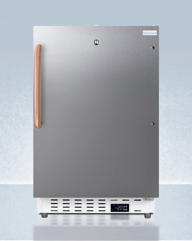 """Accucold 20"""" Wide Built-In Vaccine All-Freezer ADA Compliant"""