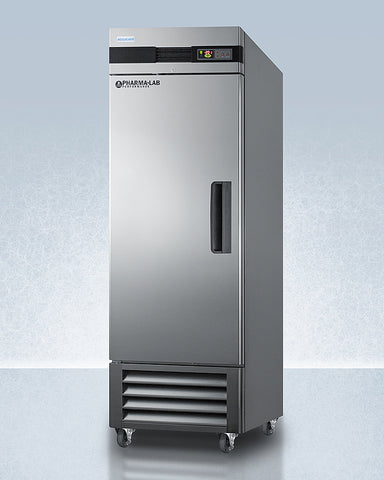 Accucold 23 Cu.Ft. Upright Pharmacy Freezer in Stainless Steel