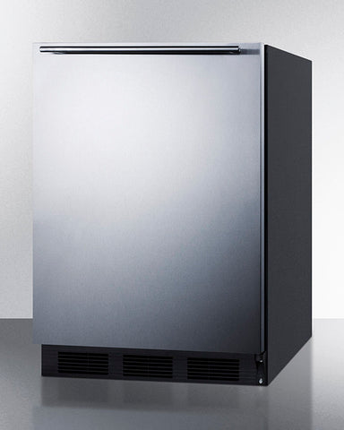 """Accucold 24"""" Wide All-Refrigerator with Horizontal Handle ADA Compliant"""