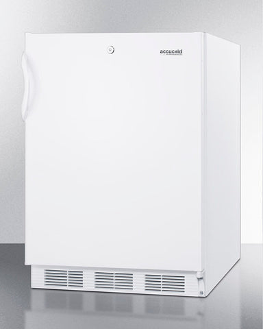 """Accucold 24"""" Wide Built-In Refrigerator-Freezer ADA Compliant"""