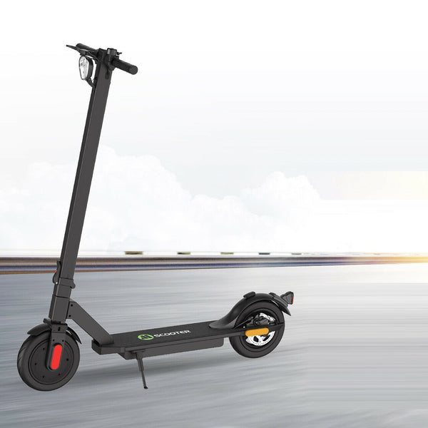 "Adult Electric Scooter Foldable 16 Miles Long Range Commute 8.5"" - Morealis"