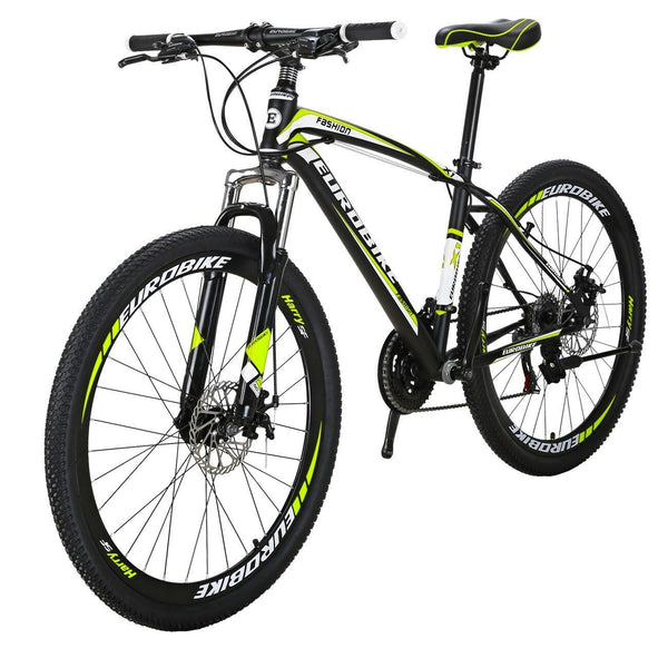 "All Terrain Mountain Bike Front Suspension Mens Bikes MTB 27.5"" - Morealis"