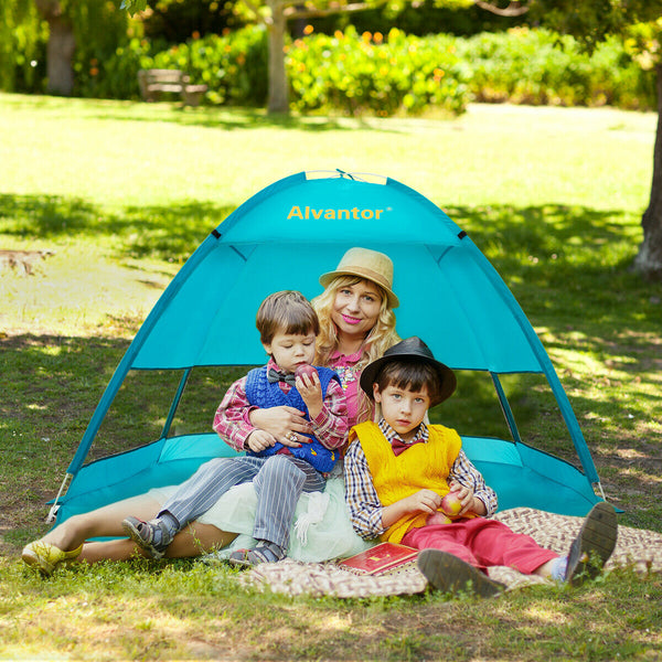 Beach Sun Shade Pop Up Canopy Shelter Tent - Morealis