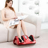 Shiatsu Foot Leg Massager Deep Kneading Electric Spa Massager Machine