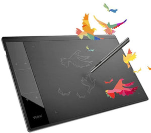 Graphics Digital Drawing Tablet Electronic Sketchbook Animation Art Tablet with Screen - Morealis