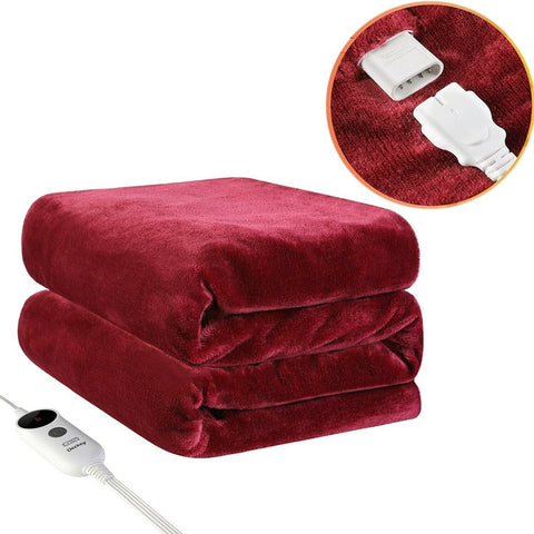 portable heated blanket