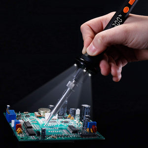 Elite Soldering Iron Pen Electric Soldering Iron Tools Pen - Morealis