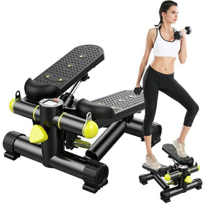 Fitness Exercise Stair Stepper Machine Cardio Home Equipment - Morealis