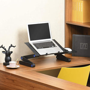 Flexible Laptop Stand Portable Desk Couch Table Tray Stand - Morealis