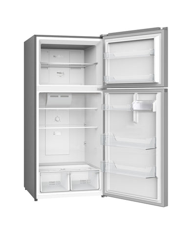 Forte 30 Inch Freestanding Top Freezer Refrigerator with 18.3 cu. ft. Capacity