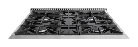 Forte 30 Inch Natural Gas Freestanding Range in Stainless Steel
