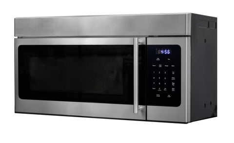 Forte 30 Inch Stainless Steel Over the Range 1.6 cu. ft. Capacity Microwave Oven
