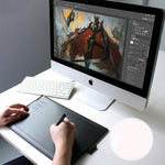 Graphics Digital Drawing Tablet Electronic Sketchbook Animation Art Tablet - Morealis