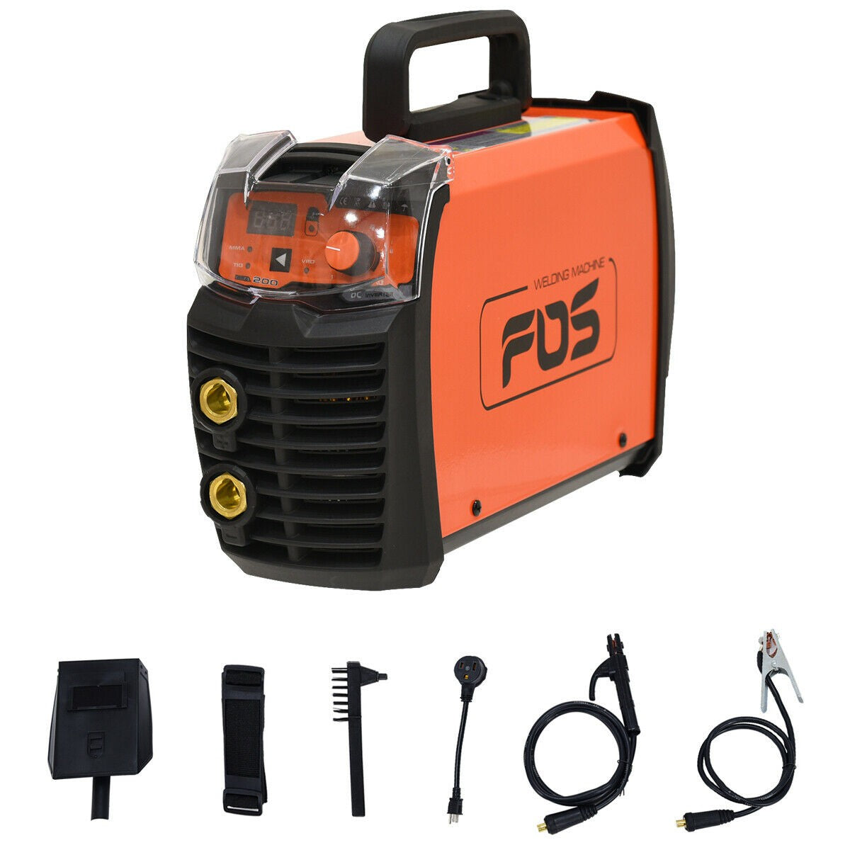 Handy Welding Machine with LED Display MMA TIG ARC IGBT - Morealis