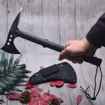 Heavy Duty Tactical Survival Axe Weapon Hatchet Tool - Morealis