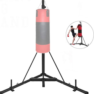 Heavy Punching Bag Stand Boxing Kick Speed Bag Stand - Morealis