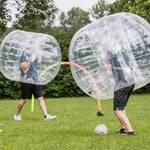 Human Hamster Ball Inflatable Bumper Ball Human Bubble - Morealis