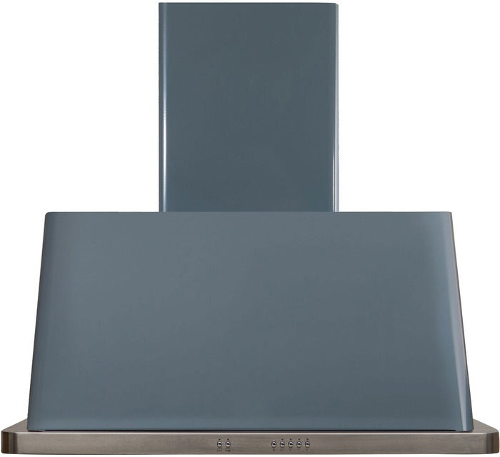ILVE Majestic 30 Inch Wall Mount Convertible Hood (UAM76) - Blue Grey
