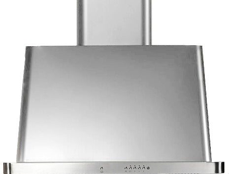 ILVE - Majestic- 30 Inch Wall Mount Convertible Hood (UAM76) - Stainless Steel