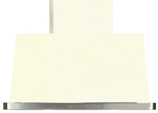 ILVE Majestic 36 Inch Wall Mount Convertible Hood - Antique White