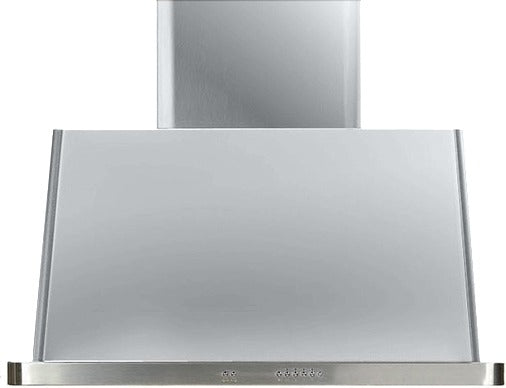 ILVE Majestic 36 Inch Wall Mount Convertible Hood - Stainless Steel