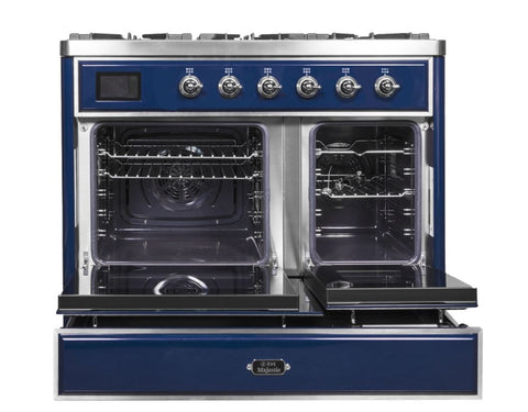 ILVE 40 Inch Majestic II Series in Midnight Blue Color