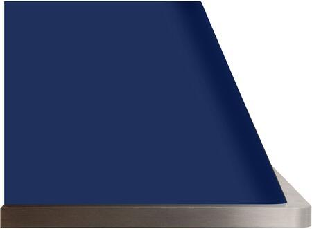 ILVE Majestic 48 Inch Wall Mount Convertible Hood (UAM120) Side View