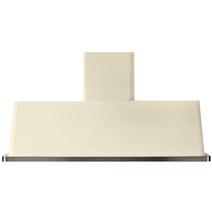 ILVE Majestic 60 Inch Wall Mount Convertible Hood (UAM150) - Antique White