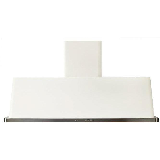 ILVE Majestic 60 Inch Wall Mount Convertible Hood (UAM150) - White