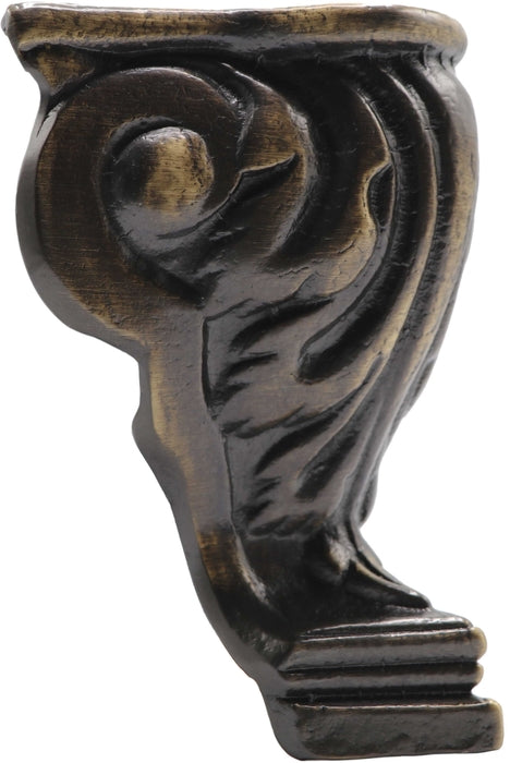 ILVE - Set of 1 Decorative Scroll Claw Leg (G42212)