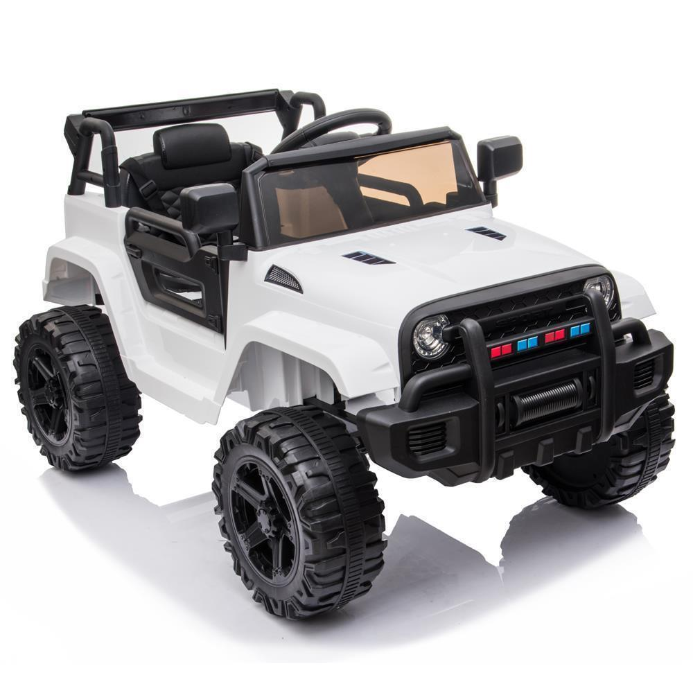 Premium Kids Ride On Truck Motorized Children Power Car - Morealis