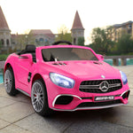 Mercedes Benz Children Electric Car Motorized Kids Power Electric Ride On Cars 12V