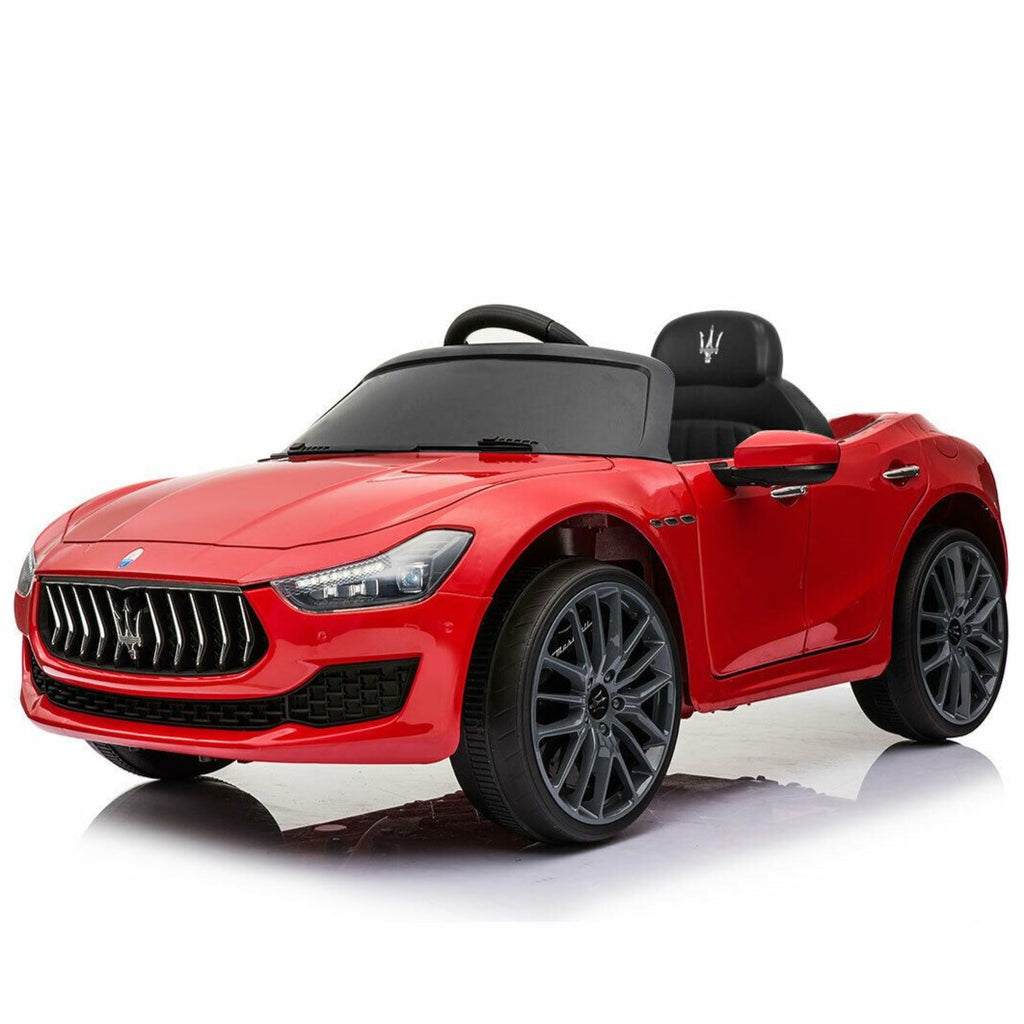 Maserati Children Electric Car Motorized Kids Power Electric Ride On Cars 12V - Morealis