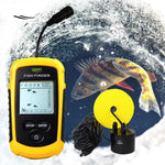 Handheld Fish Finder Smart Wireless GPS Fish Depth Finder - Morealis
