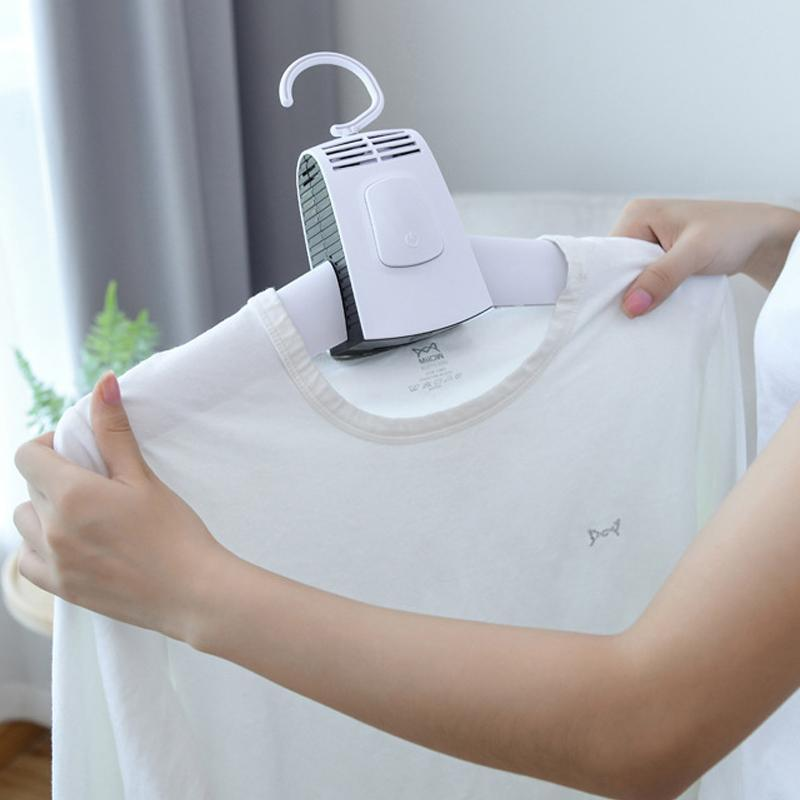 Small Clothes Dryer Electric Portable Drying Hanger Rack Machine - Morealis
