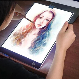 Creative Digital Drawing Tablet Electronic Sketchbook Animation Art Tablet for Tracing - Morealis