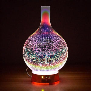 Stardust Essential Oil Diffuser 3D Aromatherapy Humidifier - Morealis