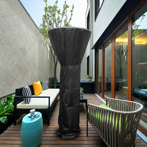 Outdoor Patio Gas Heater Cover Protector Waterproof - Morealis