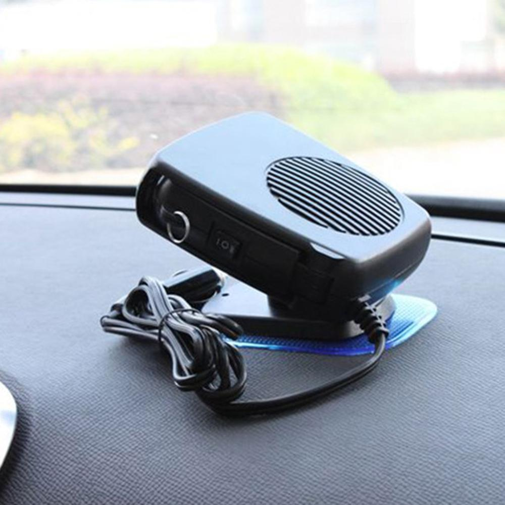 Portable Car Heater Windshield Defroster Plug In 12v Volt Space Portable Heater For Cars - Morealis