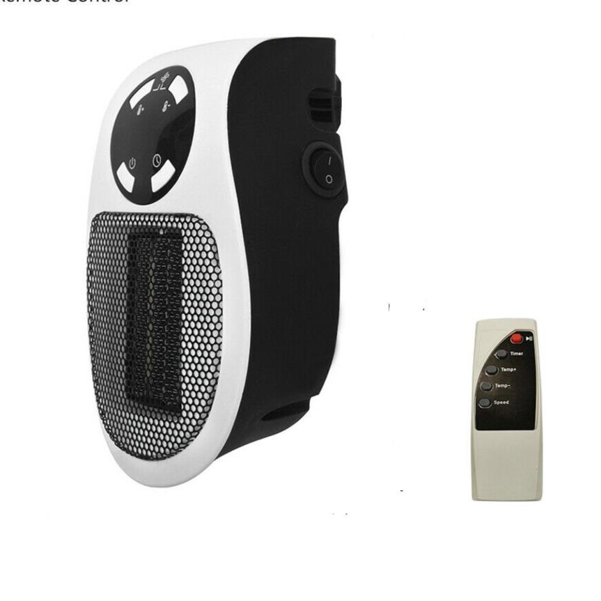 Premium Small Portable Quiet Energy Efficient Heater - Morealis
