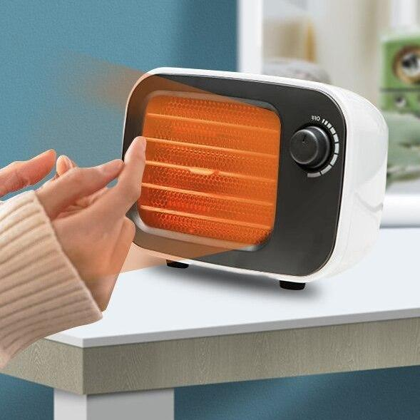 Frostheat™ Space Heater Small Portable Electric Outdoor ...