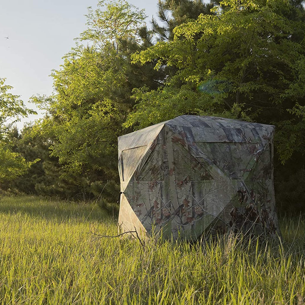 Portable Hunting Blind Pop Up Ground Box