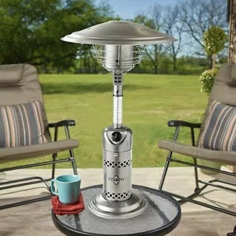 Portable Outdoor Propane Patio Tabletop Heater