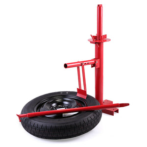 Portable Tire Changer Manual Mobile Iron Machine Motorcycle Bike Car - Morealis