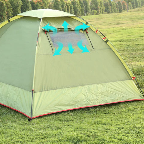 cold weather camping tent
