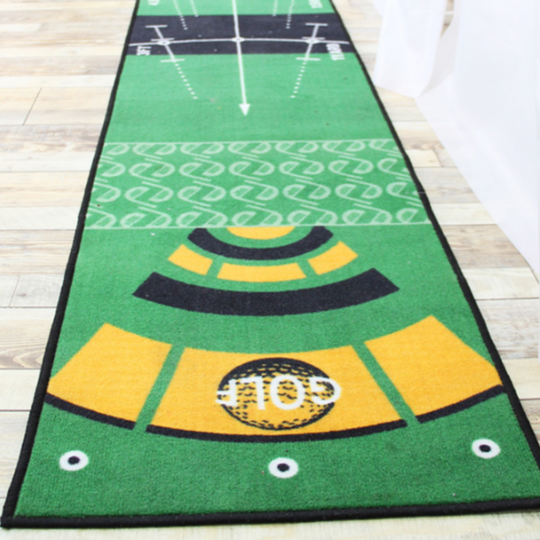 Premium 10ft Golf Putting Fat Indoor Practice - Morealis